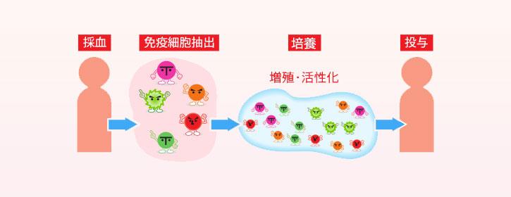 「倉持式」5種複合免疫療法
